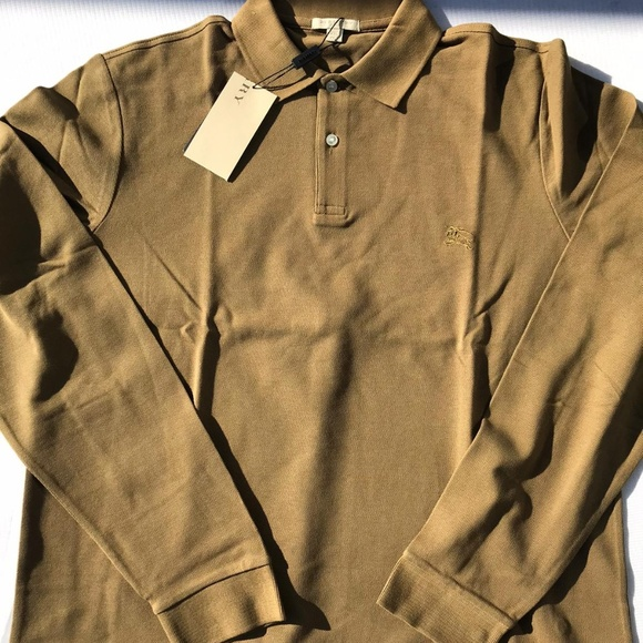 Burberry Other - BURBERRY BRIT LONDON CASUAL POLO MEN %100 COTTON
